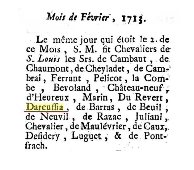 Ordre de Saint-Louis (1713)