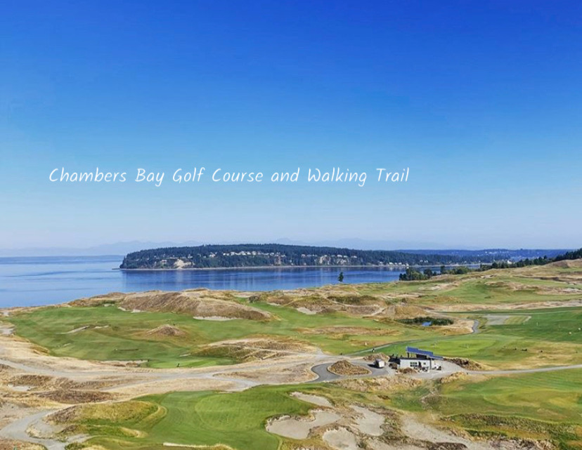 Chambers Bay Golf Club, Resturant and Trails