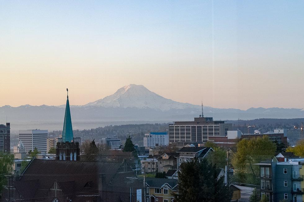 Pierce county Washington state city of T
