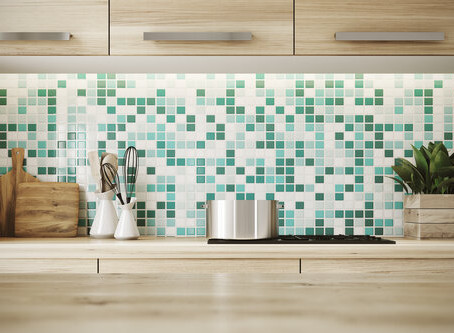 Thinking About A Tiled Accent Wall?