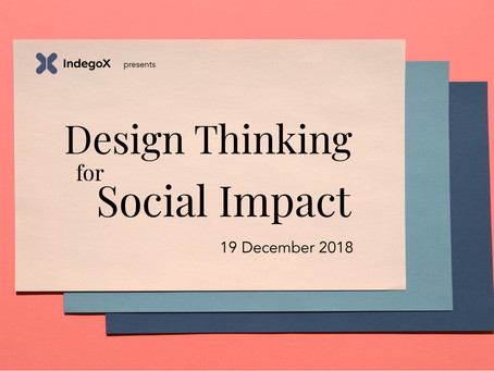 Design Thinking for Social Impact