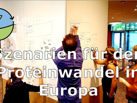 'Scenarios for the protein transition in Europe' video published