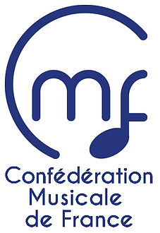 logo CMF Confédération Musicale France