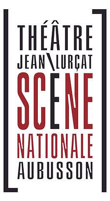 logo SNA Scène Nationale Aubusson Théâtre Jean Lurçat
