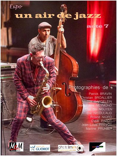 Affiche 2021 un air de jazz