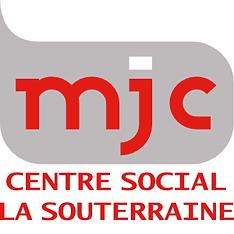 logo MJC La Souterraine Centre Social