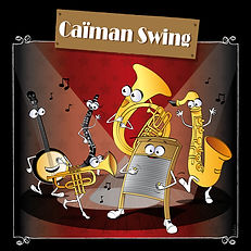 Caïman Swing groupe jazz