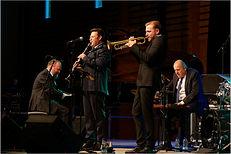 le quartet jazz Guéret