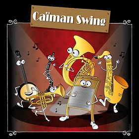 affiche Caïman Swing