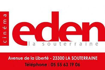 Cinéma l'Eden La Souterraine leden 23300