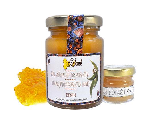 Pack Miel Eucalyptus et Miel forêt sacrée