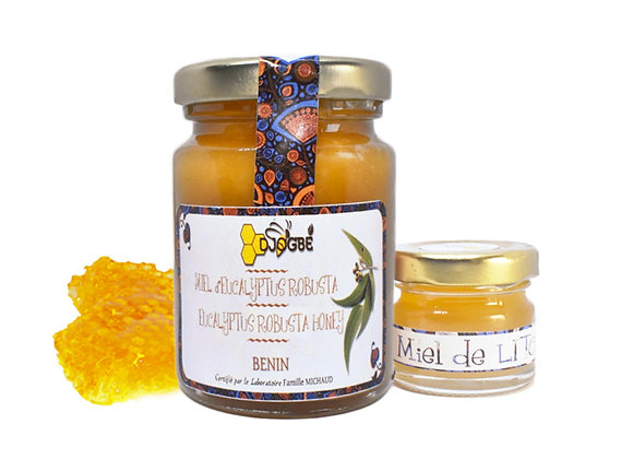 Pack Miel Eucalyptus & Miel Litchi