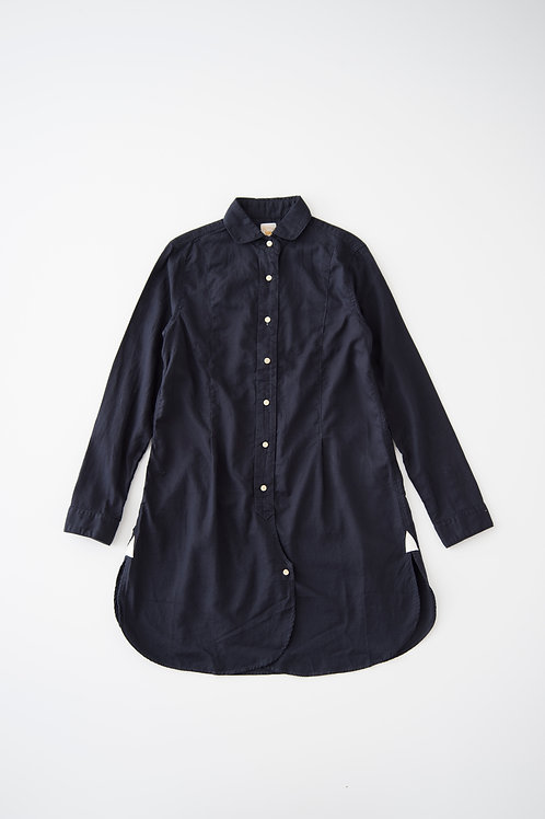 boga deerskin button tunic