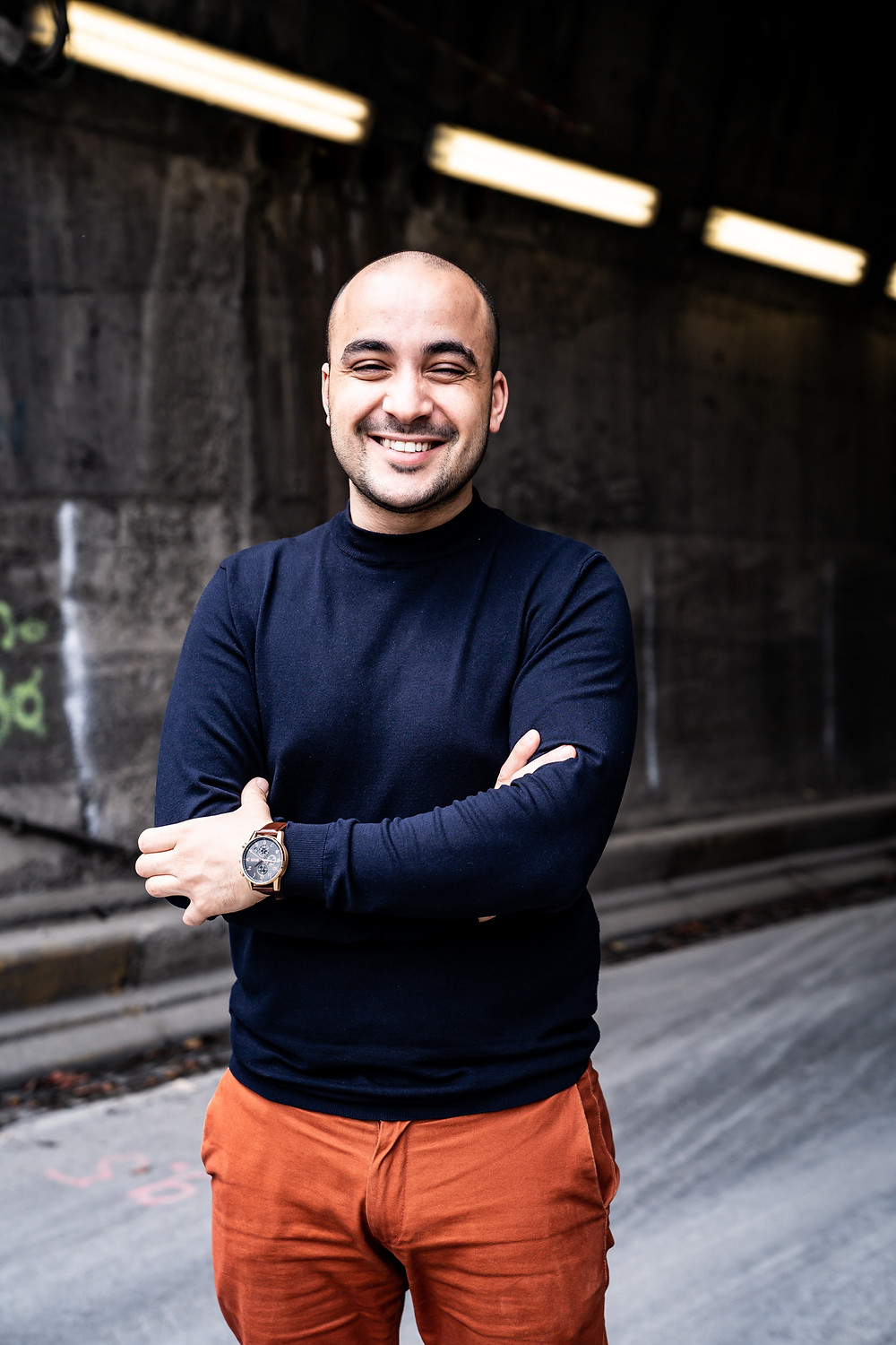 Youssef Kobo, A Seat At The Table