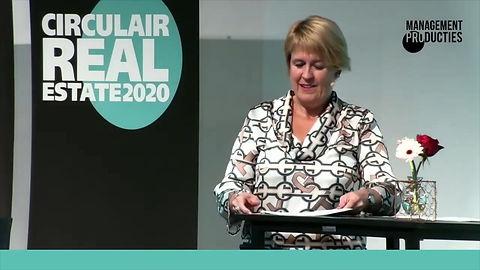 Broeklin te gast tijdens Circulair Real Estate 2020