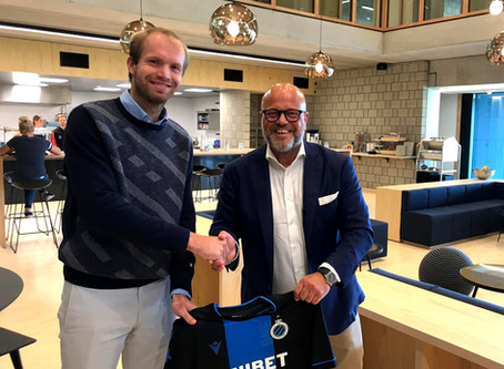 VOKA brengt ondernemers samen in oefencomplex Club Brugge