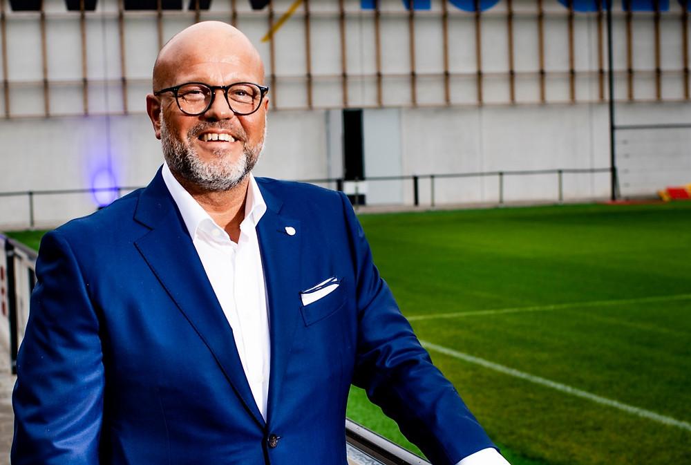 Bart Verhaeghe, voorzitter Club Brugge