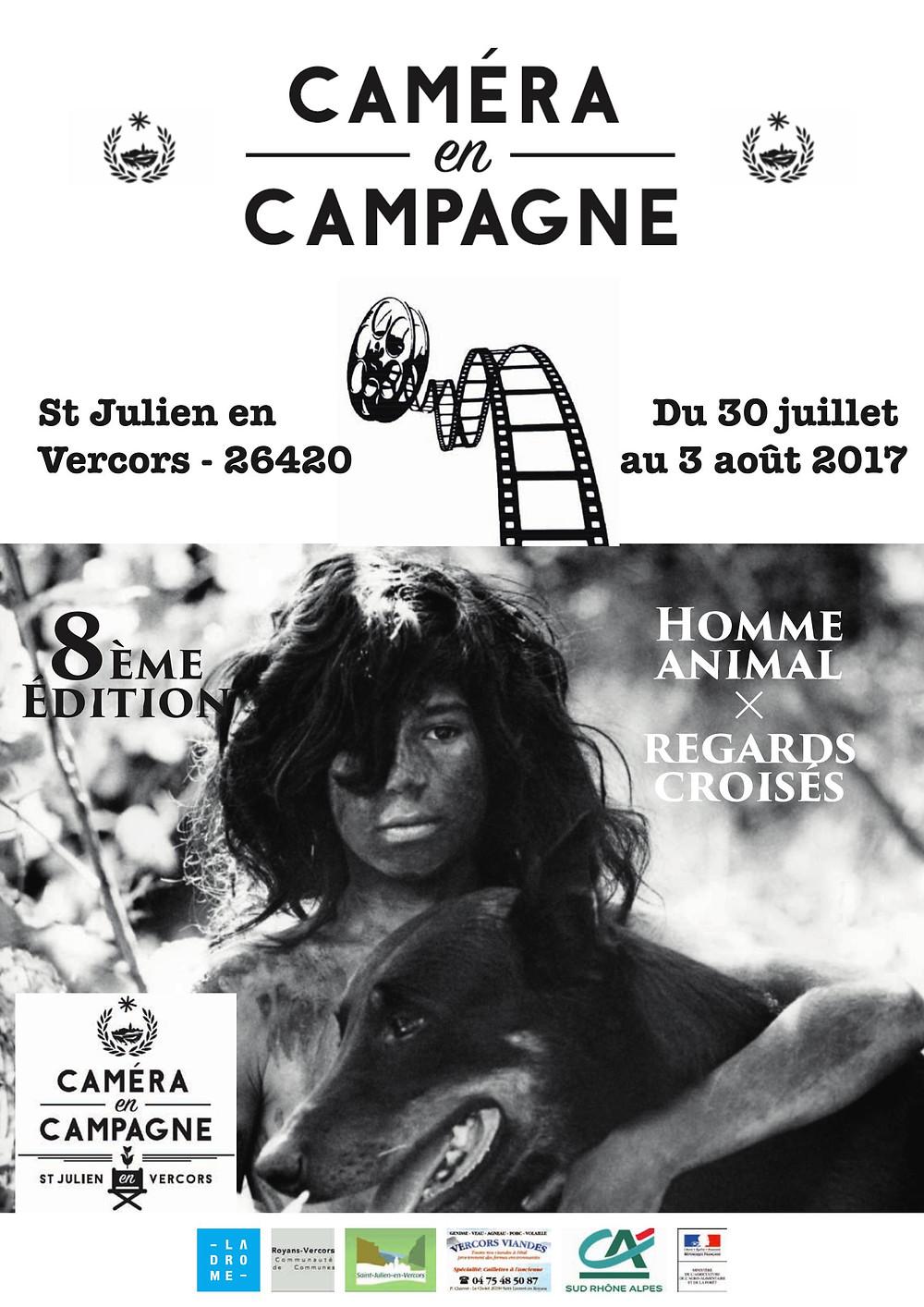 Reportage Caméra en Campagne 2017