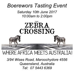 Zebra Crossing Reminder Pic