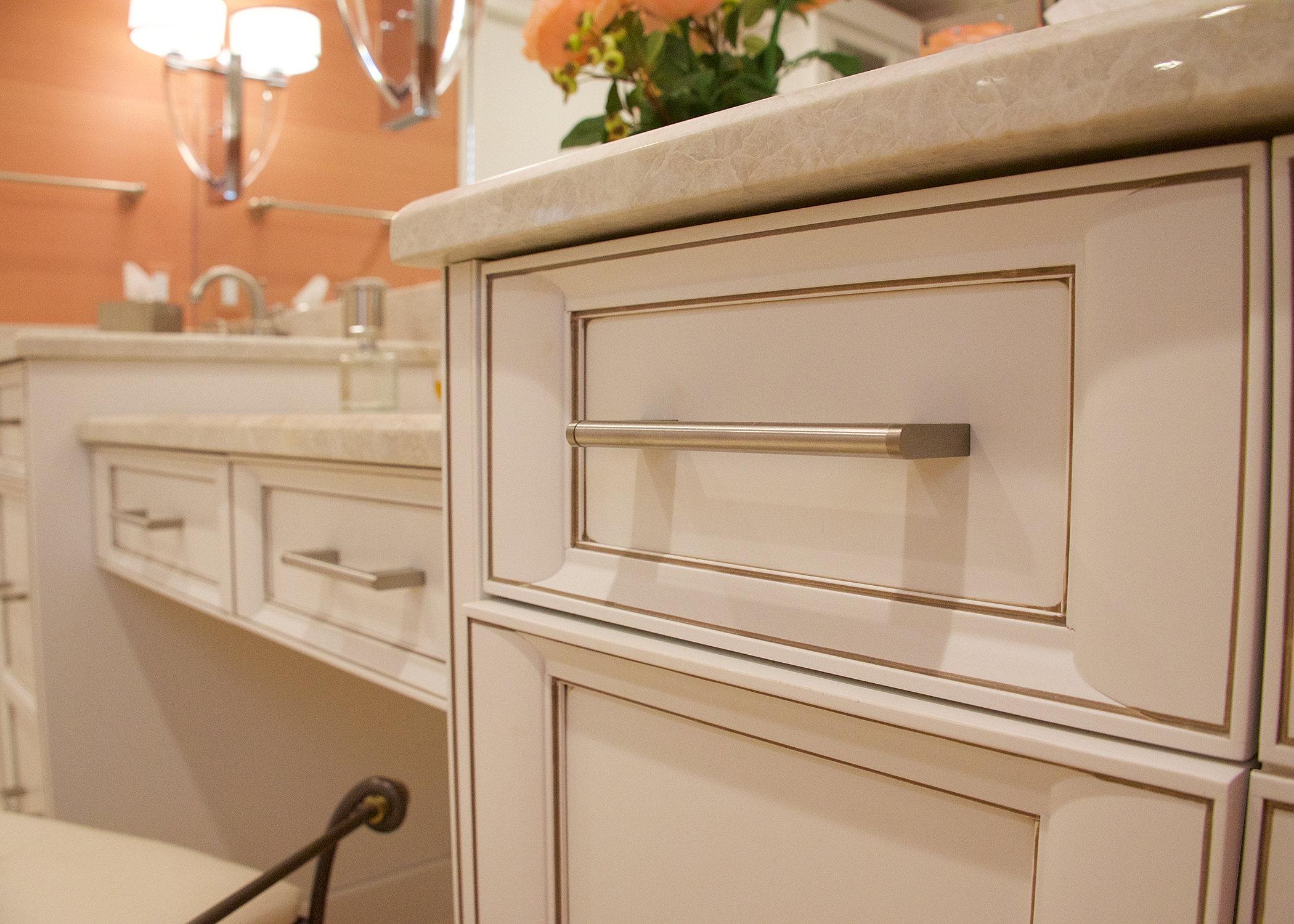 gardner builders, inc. custom kitchen and bath design | master