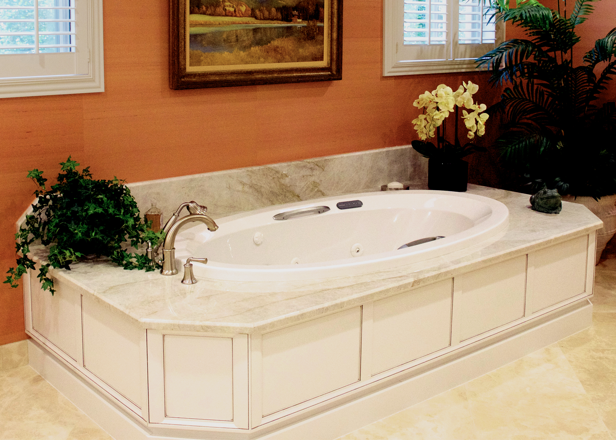 Masterbathroom Tub