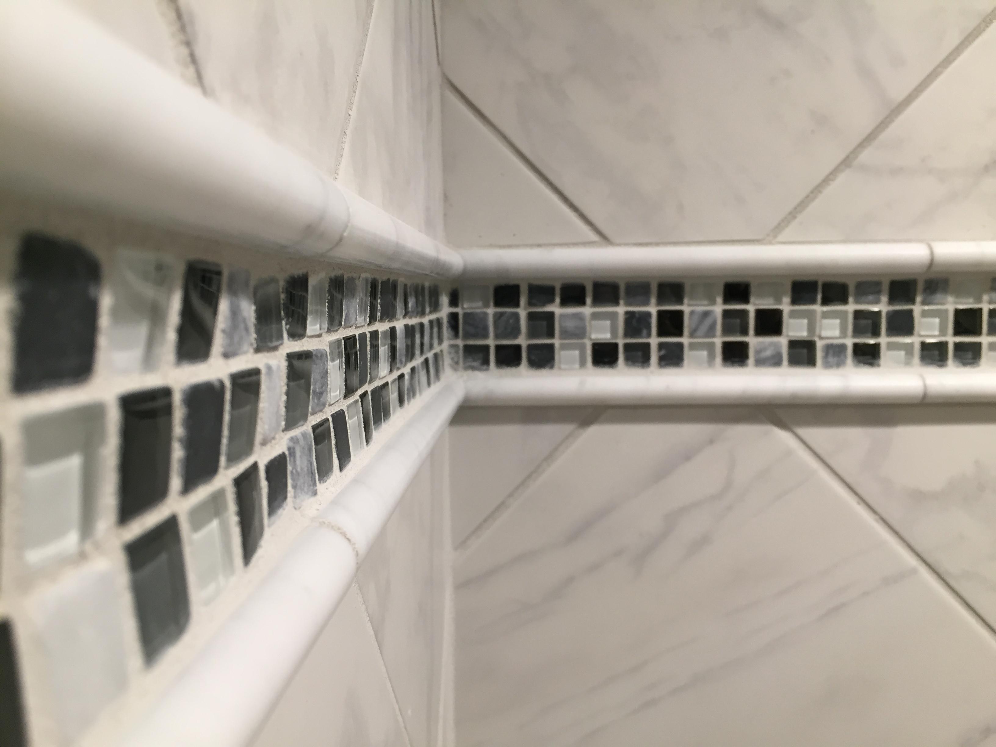 Accenting Tile Design Line