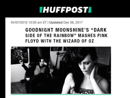 Featured in Huffington Post