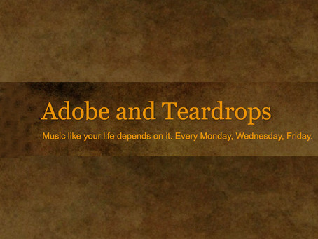Featured in Adobe & Teardrops