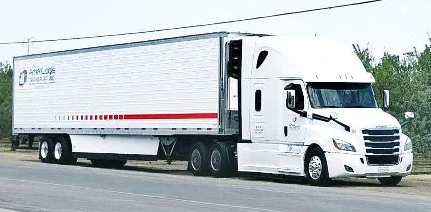 Amerilogis transport