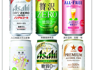 Japan Non-Alcohol Beer Drinks (日本無酒精啤酒)