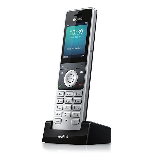 Yealink W60P Cordless DECT-IP Phone