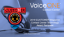 VoiceONE Cloud Contact Center Honored for Improving Customer Service Technology