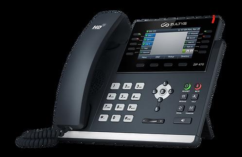 Zultys 47G IP Phone