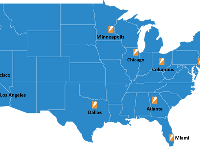Accent Expands VoiceONE Cloud Footprint to Ten National Datacenters
