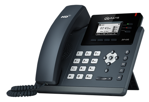 Zultys 43G IP Phone