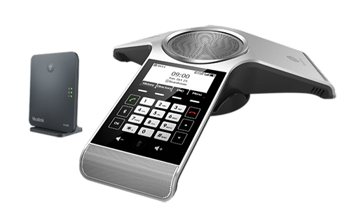 Yealink CP930 Cordless DECT IP Conference Phone