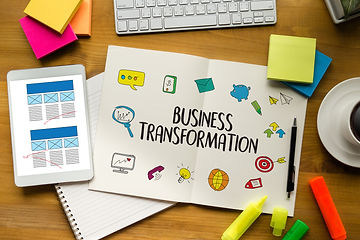 Digital BUSINESS TRANSFORMATION  , Hi-te