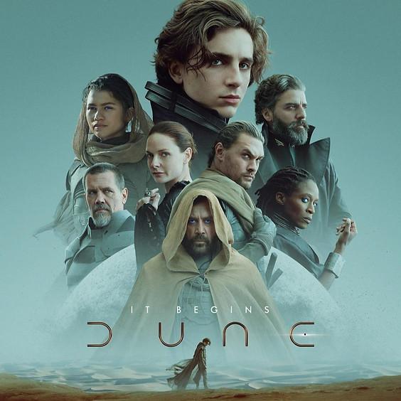 Dune (PG-13/Screen 1) Sat 10/23 + Jack & Jill Essex/Hudson Fundraiser