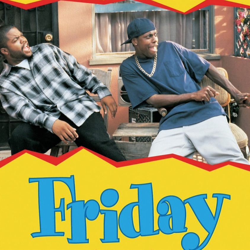 Friday (Rated-R/Screen 2)