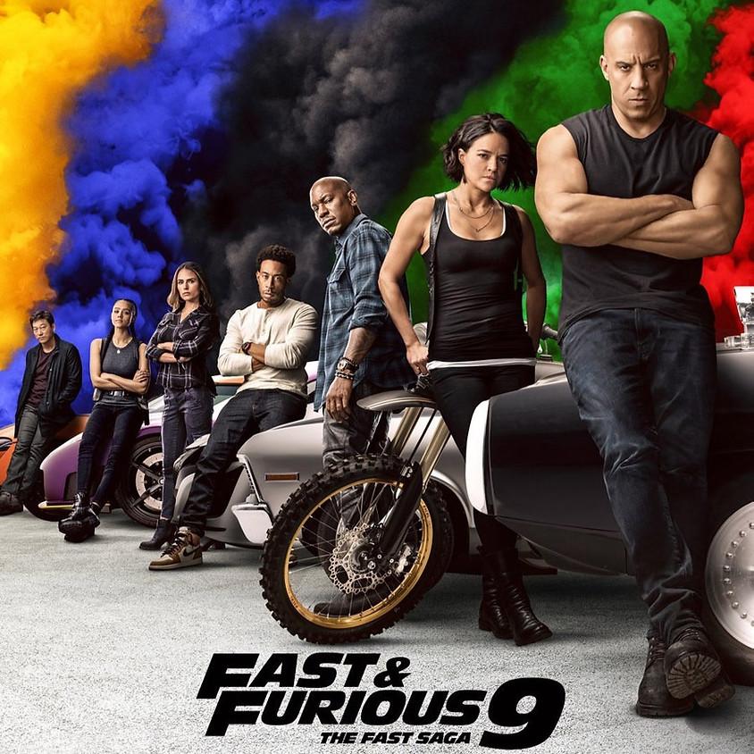 F9: The Fast Saga (PG-13/Screen 1)