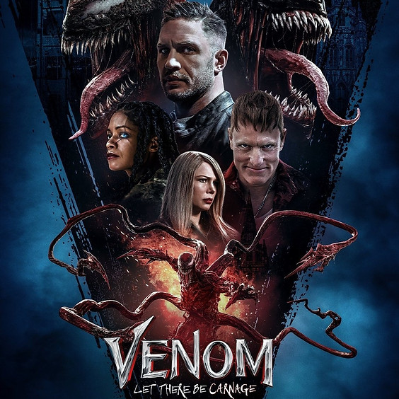 Venom: Let There Be Carnage (PG-13/Screen 2)