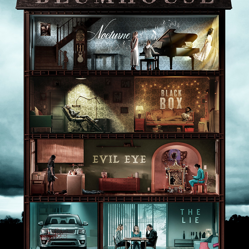 Welcome to the Blumhouse: EVIL EYE and NOCTURNE (Double Feature)