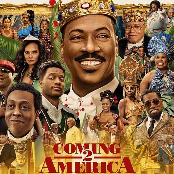 Coming 2 America (Screen 1)
