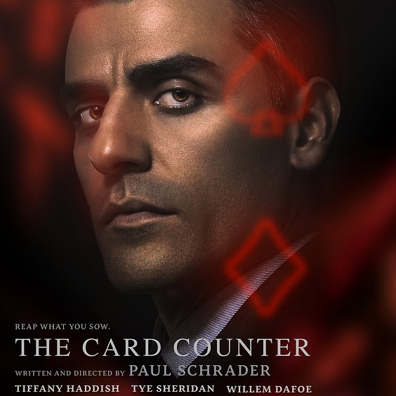 The Card Counter (R/Screen 2)