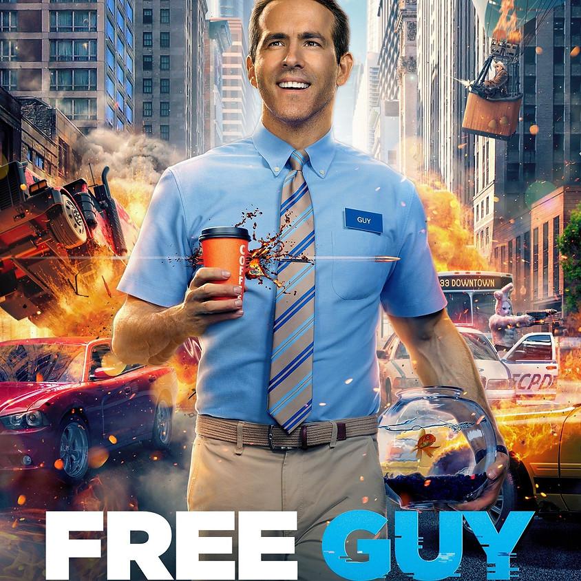 Free Guy (PG-13/Screen 2)