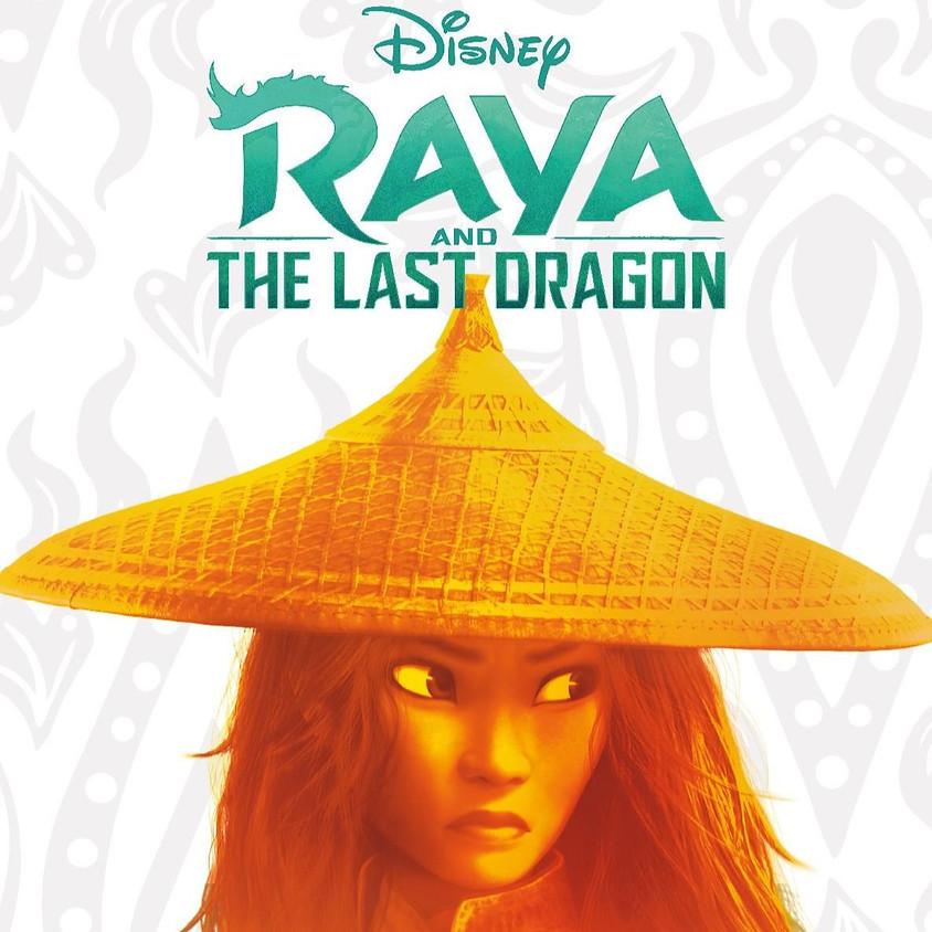 Raya and The Last Dragon (PG/Screen 1)