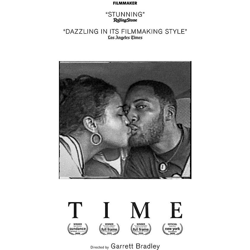 Newark Moonlight Cinema and Amazon Presents: TIME