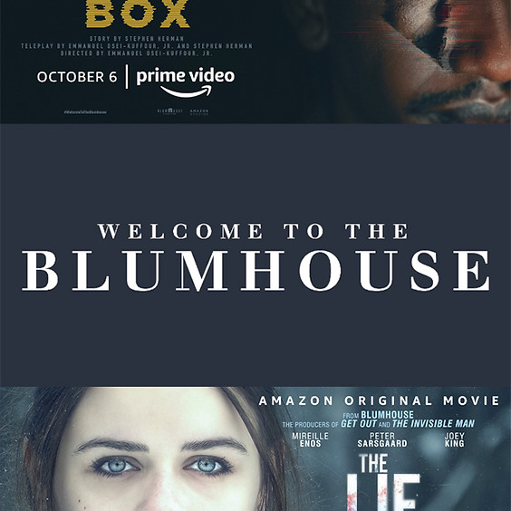 Welcome to the Blumhouse: BLACK BOX and THE LIE (Double Feature)