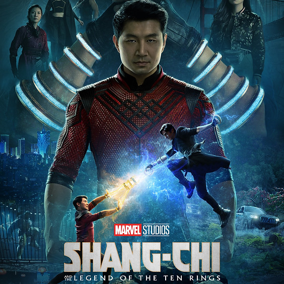 Shang Chi and the Legend of the 10 Rings (PG-13/Screen 2)