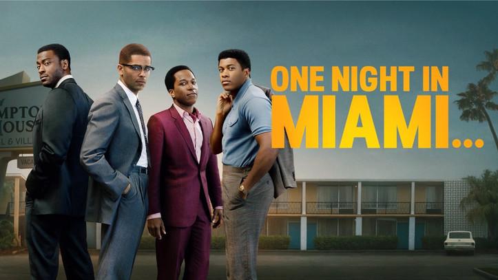 One Night in Miami (R)